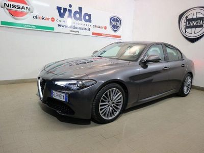 usado Alfa Romeo Giulia 2.2 TURBODIESEL 180 CV AT8 SUPER XENO LED LEGA 18""