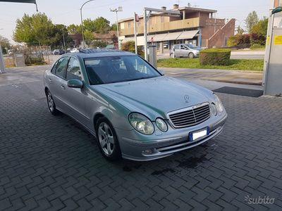 usata Mercedes E270 cdi avantgarde full opt permute