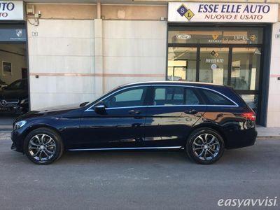 gebraucht Mercedes 220 classe c station wagond s.w. sport diesel