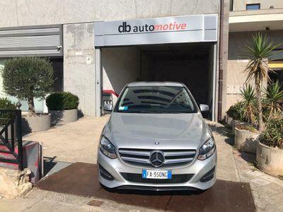 usata Mercedes B200 d Automatic Sport