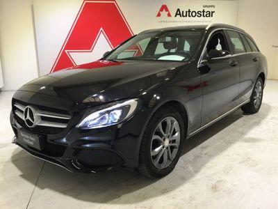 usata Mercedes 200 CLASSE C SW C SWd (BT) Sport auto