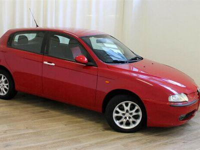 usata Alfa Romeo 147 1.6 BENZINA 105 HP PROGRESSION