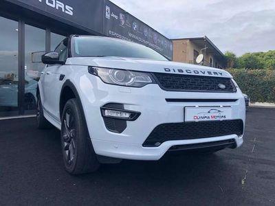 usata Land Rover Discovery Sport 2.0 TD4 HSE DYNAMIC NAVI LED KAMERA 19'