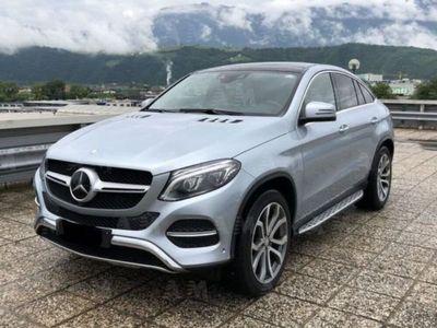 usata Mercedes 400 GLE Coupé4Matic Coupé Exclusive del 2016 usata a Bolzano/Bozen