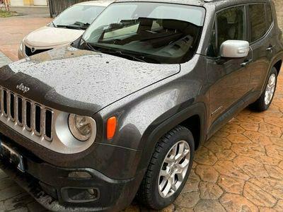 usata Jeep Renegade 1.6 mtj LIMITED 14000