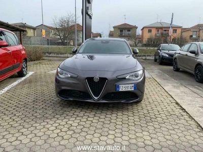 usata Alfa Romeo Giulia 2.2 Turbodiesel 190 CV AT8 B-Tech