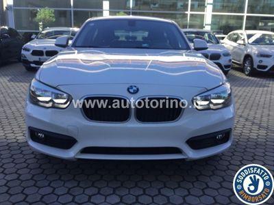 begagnad BMW 116 SERIE 1 (5 PORTE) D 5 PORTE ADVANTAGE