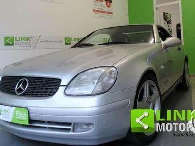 usata Mercedes SLK200 Kompressor