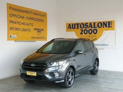 usata Ford Kuga 2.0 TDCI 180 CV S&S 4WD Powershift ST-Line Busines