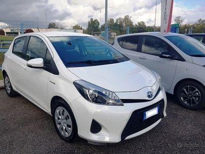 usata Toyota Yaris Hybrid 5 PORTE UNIPRO ELETTRICA