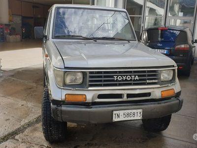 usata Toyota Land Cruiser Lj 70 2.4 turbo autocarro