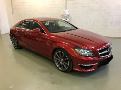usata Mercedes CLS63 AMG AMG S 4Matic