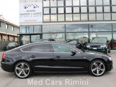 usata Audi A5 Sportback 2.0 TDI 150CV / SUPER FULL OPT / SLINE /