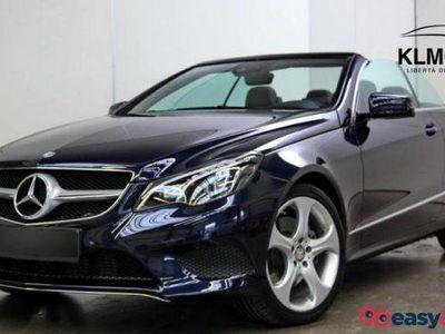 usado Mercedes E220 Cabrio Sport *LED*PELLE*PDC* rif. 10599211