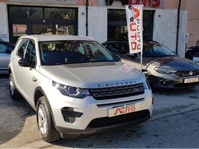 brugt Land Rover Discovery Sport 2.0 TD4 150CV SE-XENO-