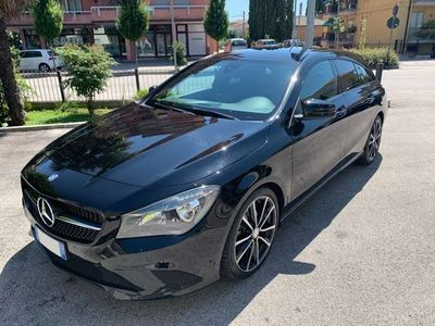 usata Mercedes CLA180 Shooting Brake d Automatic - SPORT