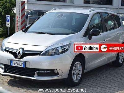usata Renault Scénic 1.5 dci Limited 110cv edc E6