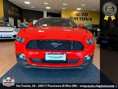 usata Ford Mustang Fastback Convertible 2.3 EcoBoost aut.