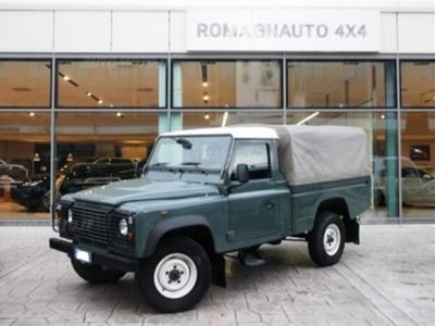 usata Land Rover Defender 110 2.4 TD4 High Capacity Pick Up E del 2010 usata a Forli'