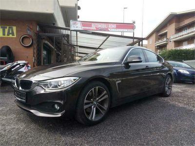 usata BMW 420 Gran Coupé Serie 4 GC d