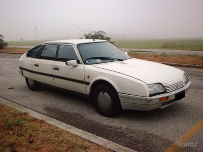 used Citroën CX TRD Turbo 2 ABS - 1989