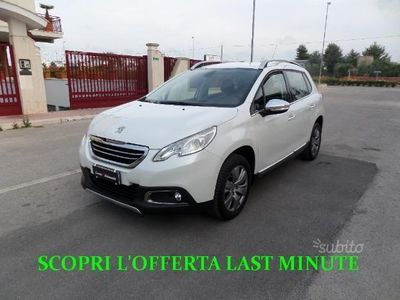 second-hand Peugeot 2008 1.6 e-HDI ALLURE ETG6- 2015