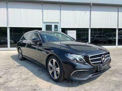 usata Mercedes E200 E200 d S.W. Auto Business Sport