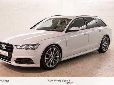 usata Audi A6 Avant 2.0 TDI 190 CV S tronic quattro edit