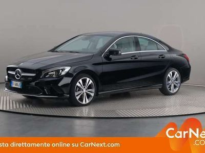 usata Mercedes CLA220 D Automatic 4matic Executive