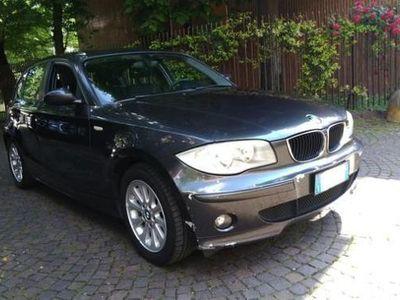 usata BMW 116 Serie 1 (E87) cat 5 porte Eletta IMPIANTO GPL!!
