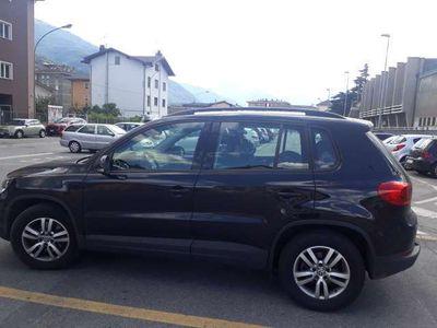 gebraucht VW Tiguan 1.4 TSI 122 CV Business Trend