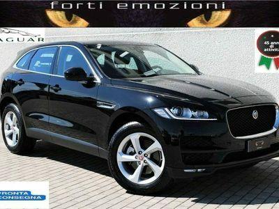 usata Jaguar F-Pace 2.0 D 180 CV AWD aut. Prestige usato