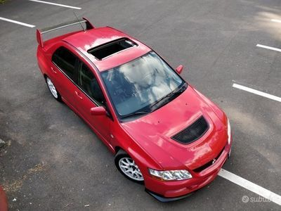 usata Mitsubishi Lancer Evo 8 GSR US