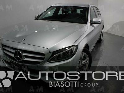 gebraucht Mercedes 220 Classe C Station Wagond Auto Business usato