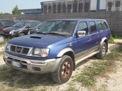 usata Nissan Navara Doppia Cabina 2.5 TDI 4WD