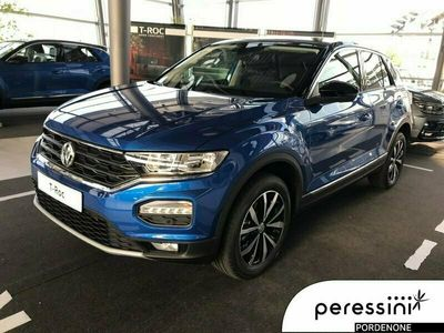 usata VW T-Roc 1.0 TSI Style BlueMotion Technology