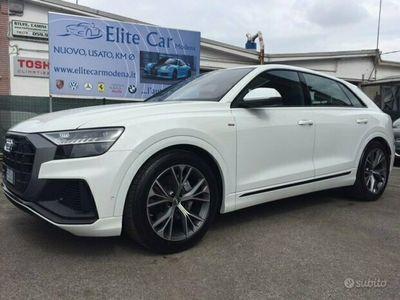 """usata Audi Q8 50 TDI 286 CV quattro Sport """"PACCHETTO S"""