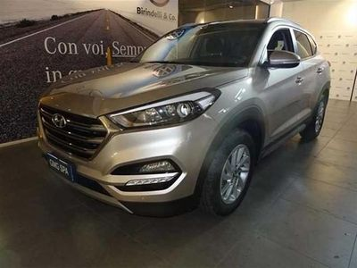 brugt Hyundai Tucson 2ª serie 1.7 CRDi DCT XPossible