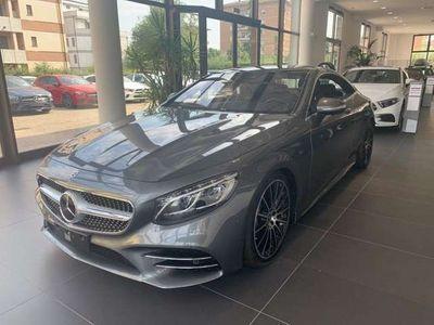 usata Mercedes S560 Classe S S 5604MATIC Prem. Plus