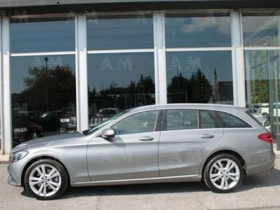 second-hand Mercedes 250 Classe C Station WagonBlueTEC 4Matic Automatic Business usato