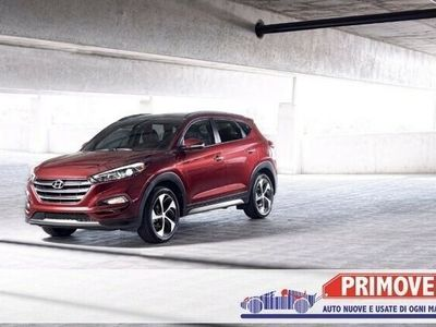 usata Hyundai Tucson FL 1.6 T s & s Navi clima car shzg alu18 R.Cam/sen