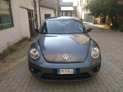 used VW Maggiolino 1.2 design bi-color