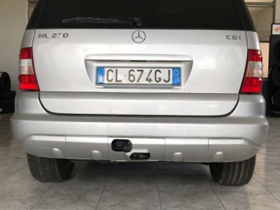 used Mercedes ML270 ML 270 turbodiesel cat CDI