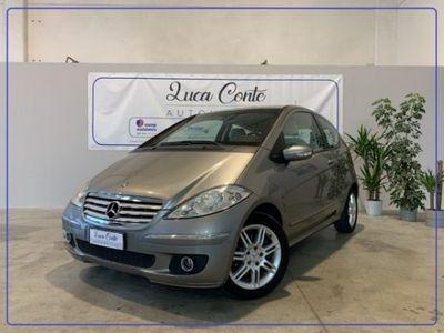 usata Mercedes A160 CDI Coupé Avantgarde -Neopatentati+Garanzia-