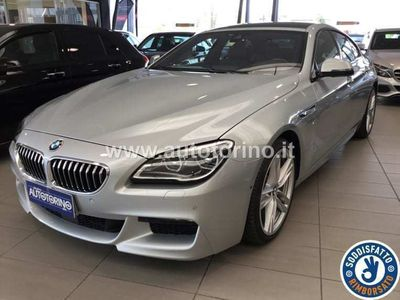 usata BMW 640 SERIE 6 GRAN COUPE d g.coupe xdrive Msport edition auto