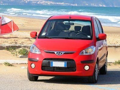 usata Hyundai i10 1.2 16V BlueDrive GPL Dynamic rif. 11008313