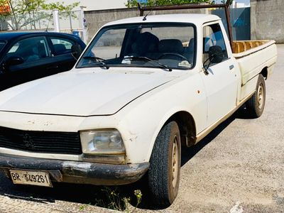 second-hand Peugeot 504 pickup