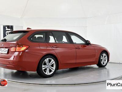 usata BMW 320 Serie 3 Touring d Touring 184cv automatico Sport