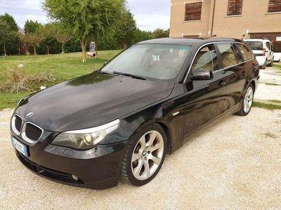 usata BMW 535 Serie 5 (E60/E61) cat Touring Attiva