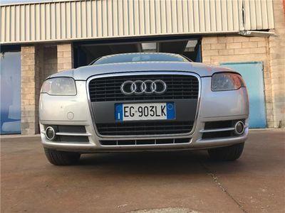 usata Audi A4 2.0 Tdi 140 cv RISERVATA AD OPERATORI DEL SETTORE